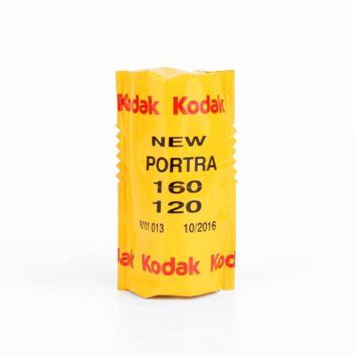 Пленка Portra 160 120