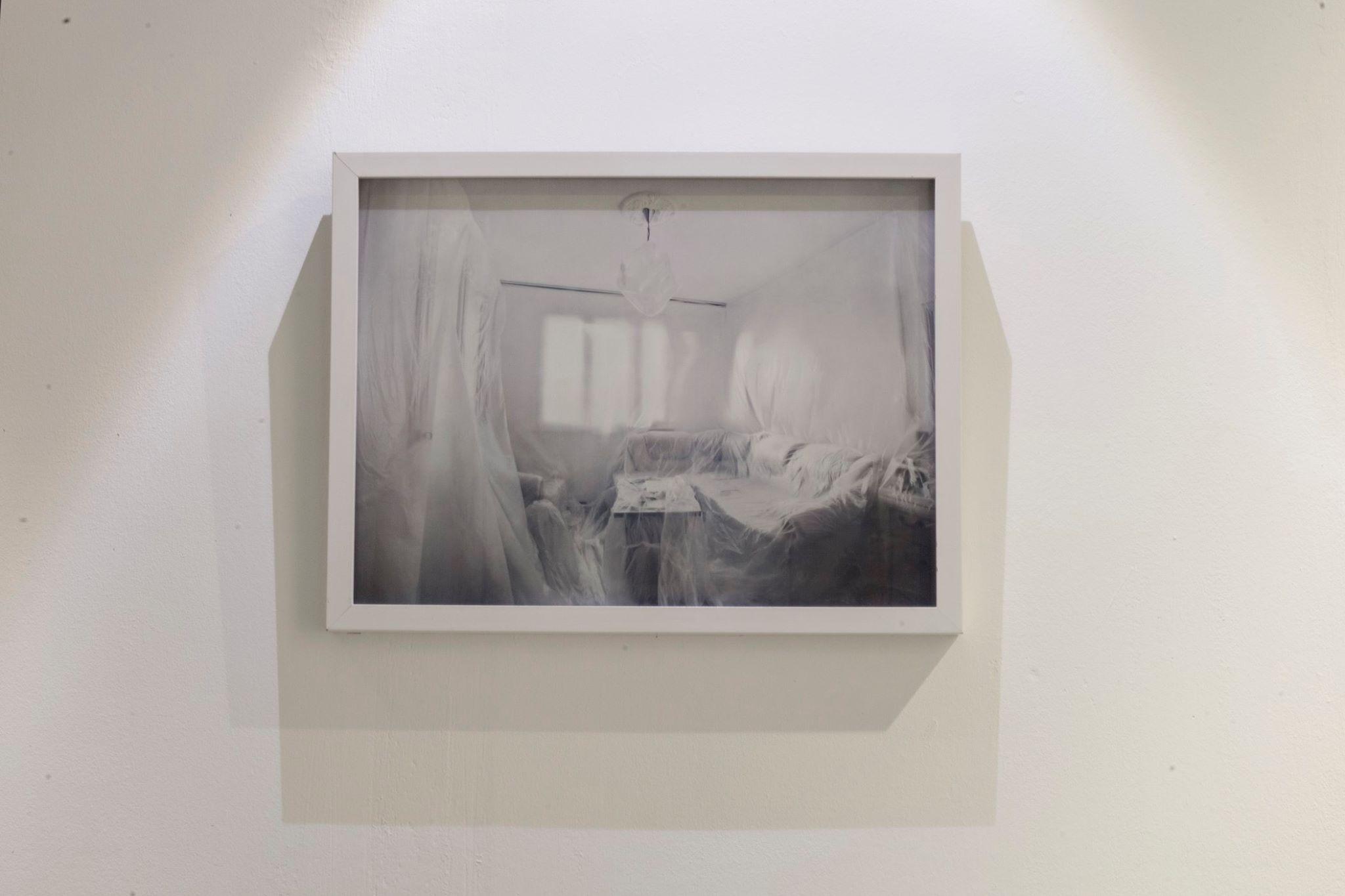 Выставка «Ремонт» Ирина Иванникова. пространство Фотодепартамент