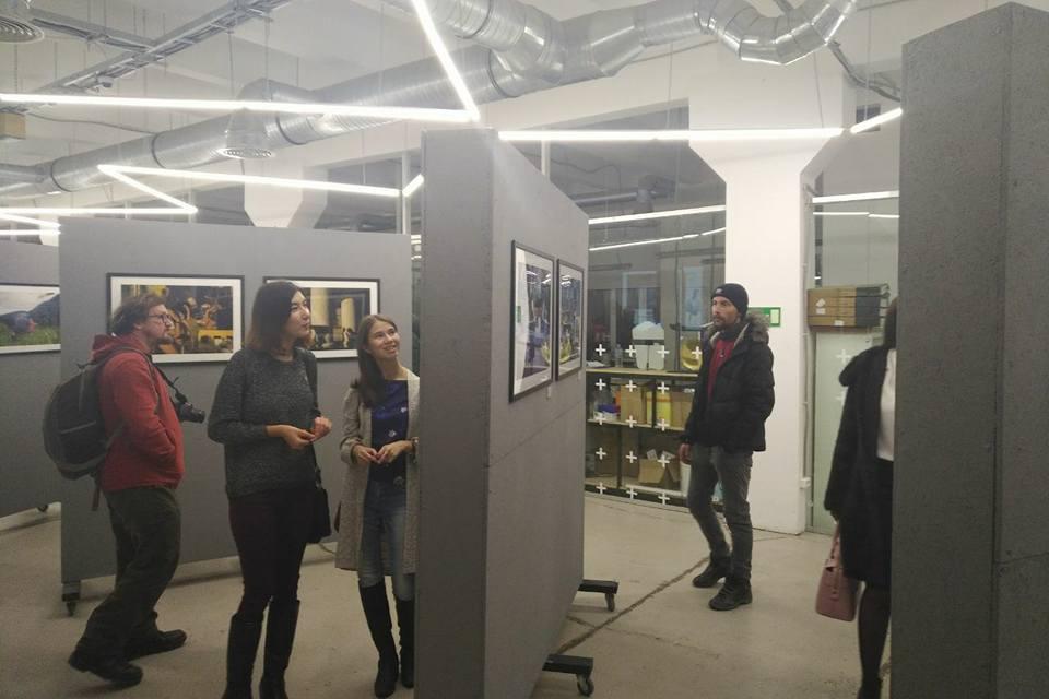 Выставка фотографа Кристина Королева