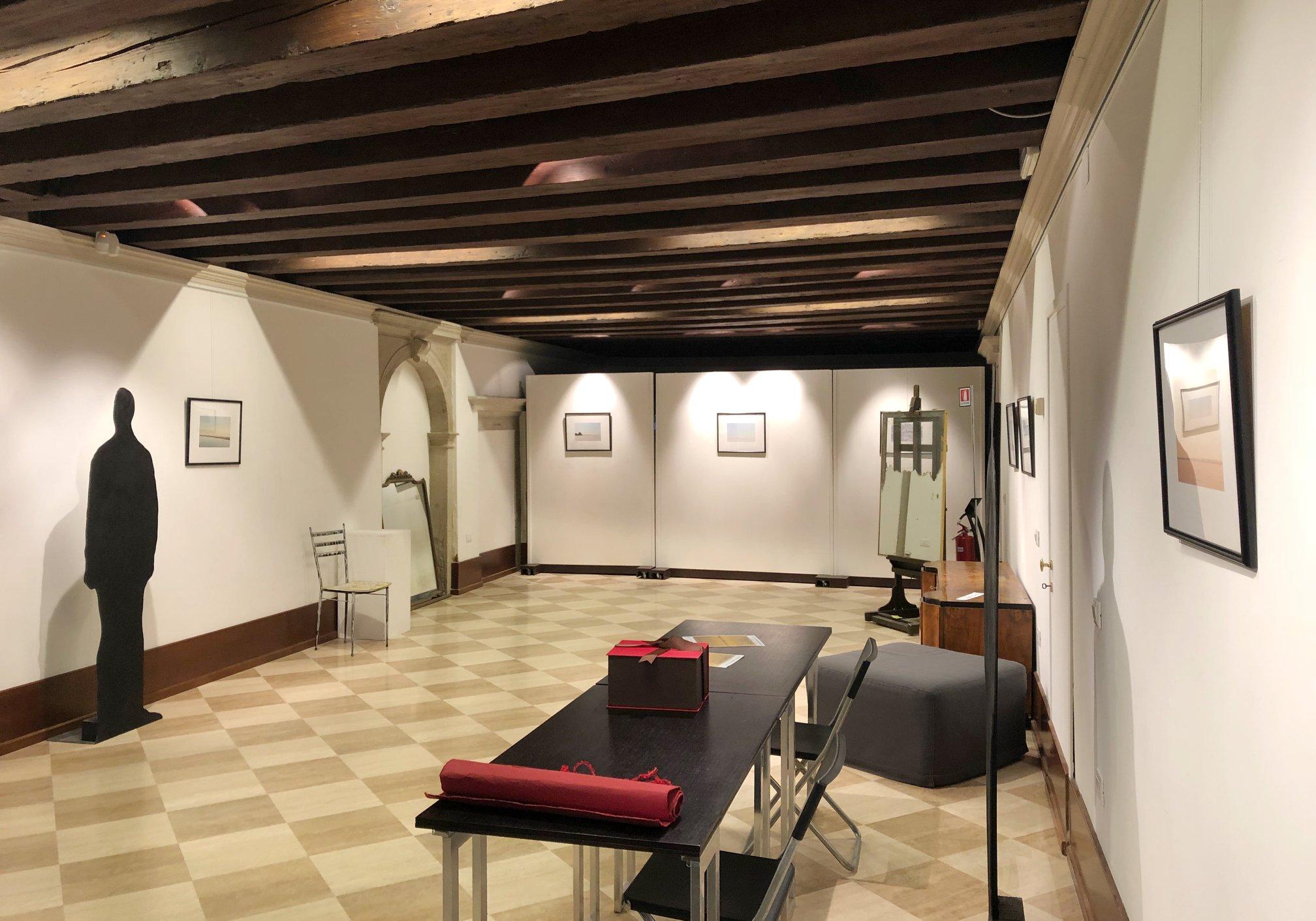 Выставка фотографа Татьяна Лазарева в галерее Giudecca 795 Art Gallery — Venezia.